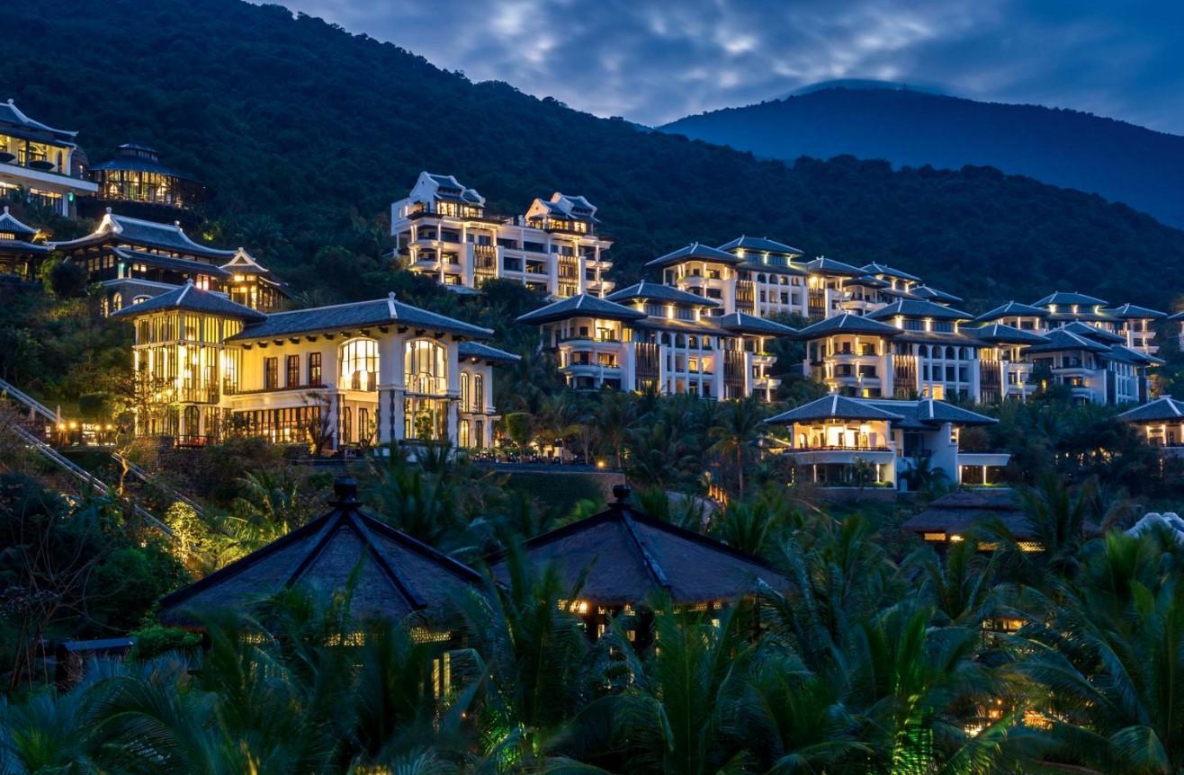 resort intercontinential đà nẵng