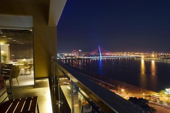 Top View Bar – Vanda Hotel Đà Nẵng