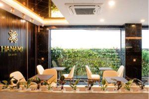 cafe hanami hotel đà nẵng