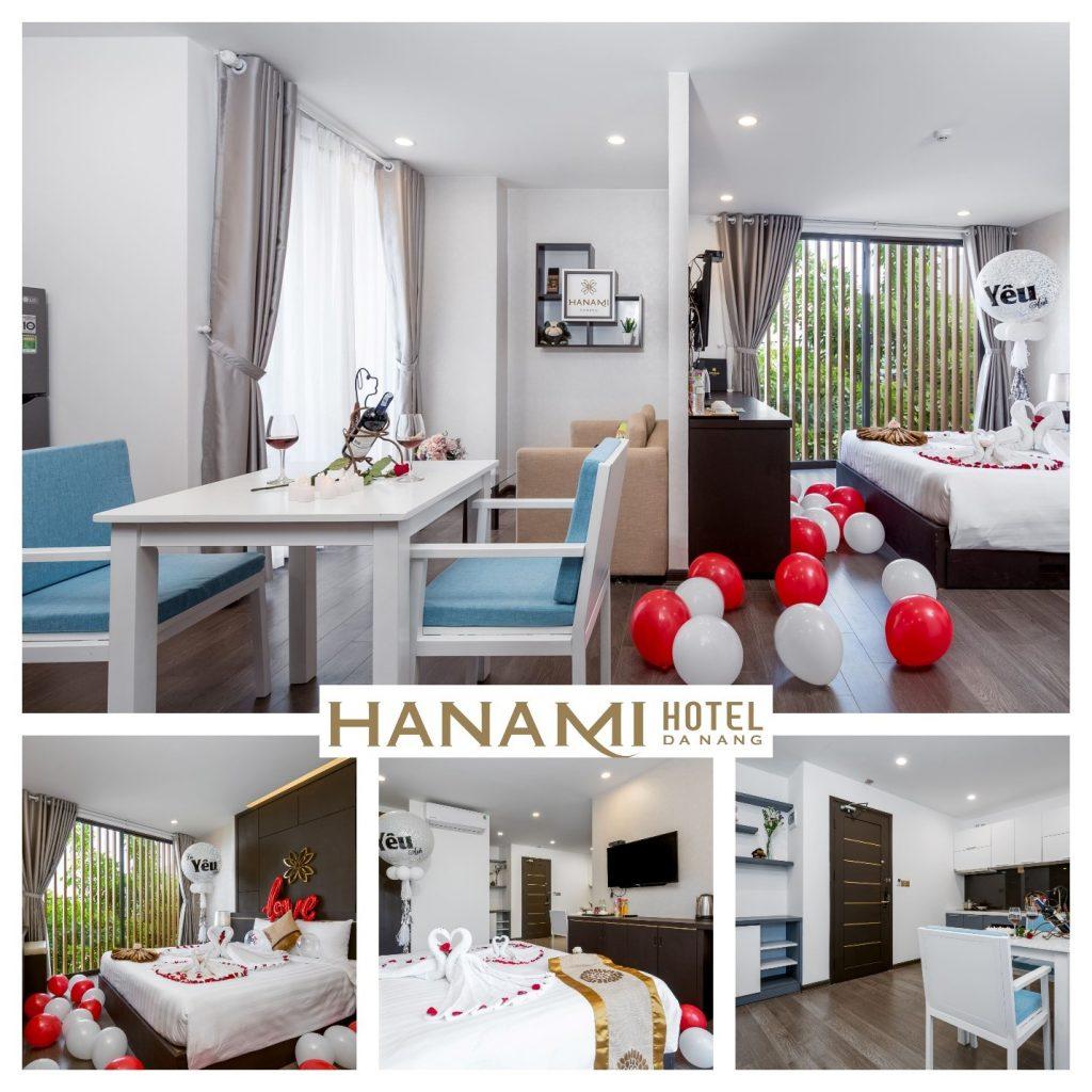Hanami Hotel Danang - Đẳng cấp khách sạn Đà Nẵng