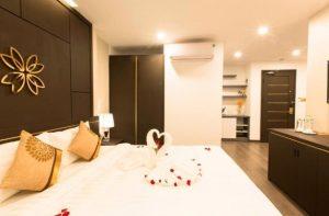 phòng khách sạn cho tuần trăng mật ở đà nẵng ngọt ngào